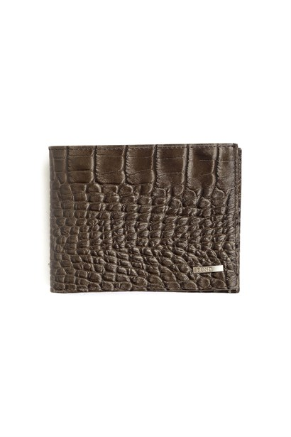 Adel Mens Wallet Brown