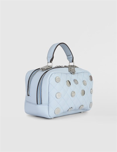 Adelma Blue Womens Handbag