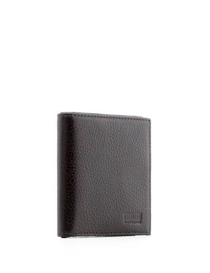 Adney Mens Wallet Brown Leather