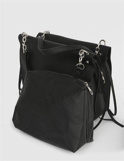 Ailsa Black Women's Shoulder Bag