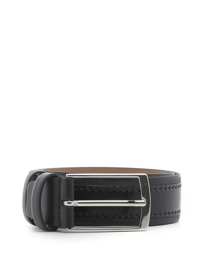 Aldwin Mens Belt Black