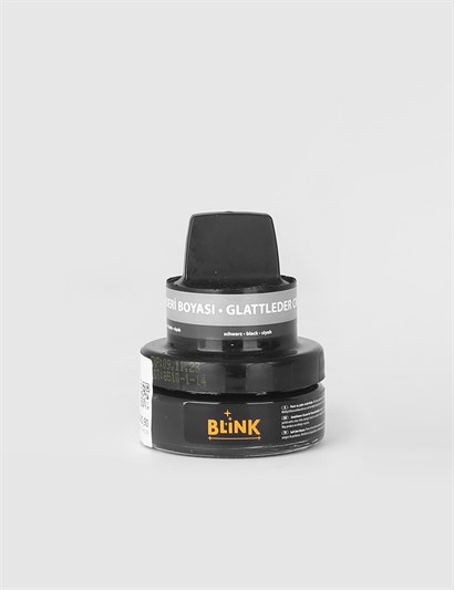 Blink Black Shoe Cream