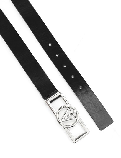 Cleo Women's Belt Black Leather