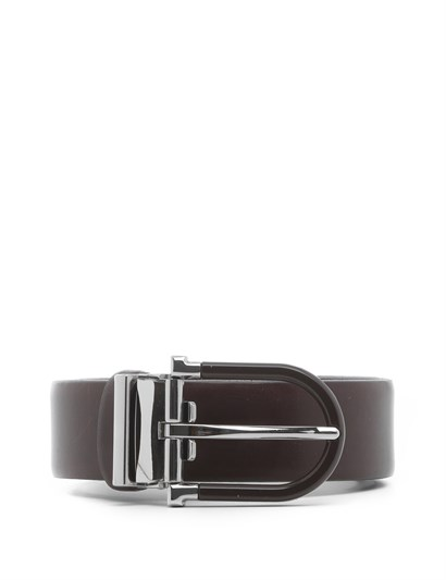 Daniel Mens Belt Brown
