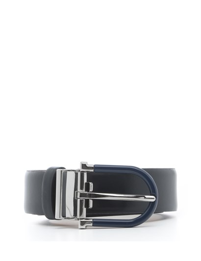 Daniel Mens Belt Navy Blue