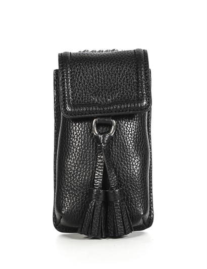 Dominic Womens Shoulder Bag Black Floater