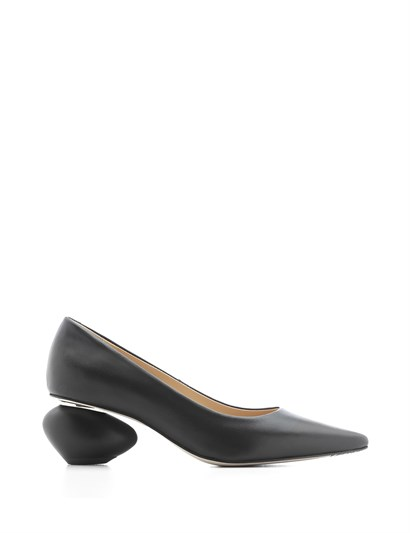 Ecco Women's Pump Black Leather