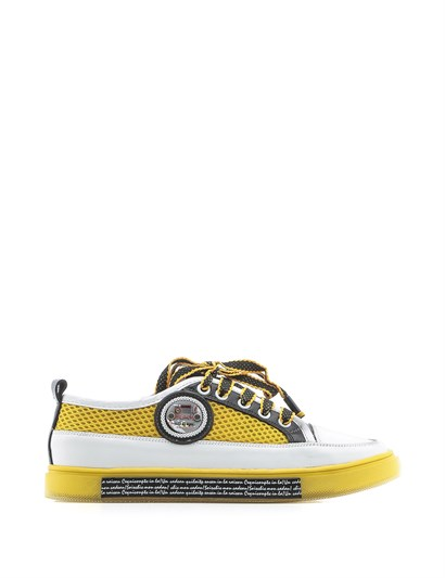 Gerry Womens Sneaker Yellow