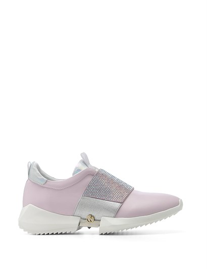 Hoho Womens Sneaker Pink Leather