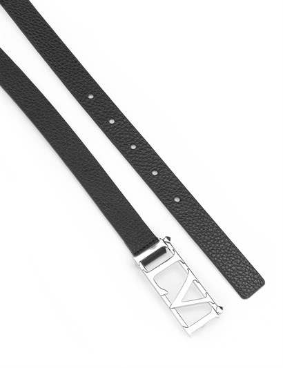Jenna Women's Belt Black Floater