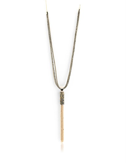 Laney Womens Necklace Golden