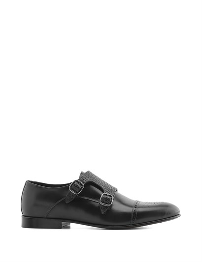 Lorah Mens Moccasin Black Crust