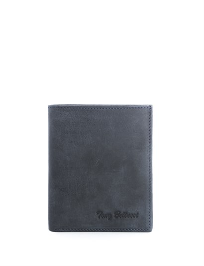 Madden Mens Wallet Navy Blue
