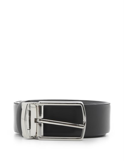 Mark Mens Belt Navy Blue