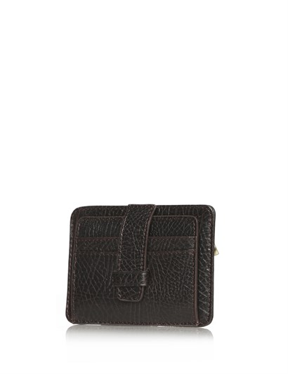 Mentor Mens Wallet Brown Floater