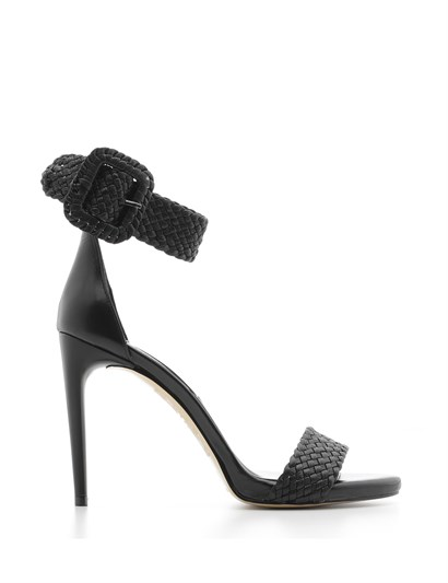 Molo Womens Sandal Black