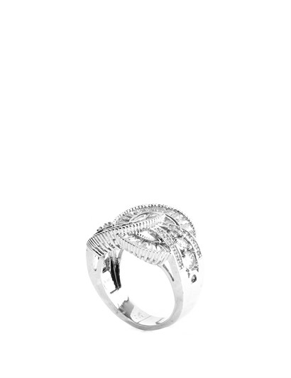 Paris Womens Ring Silver