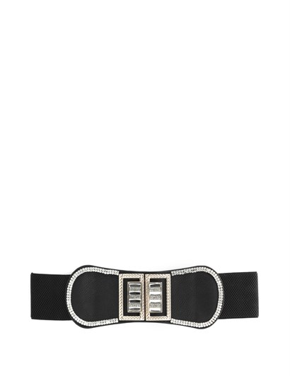 Queen Women's Belt Black