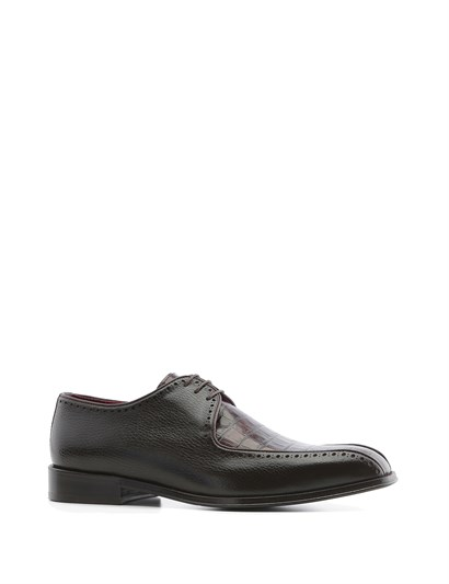 Rouge Mens Classic Shoe Brown Floater