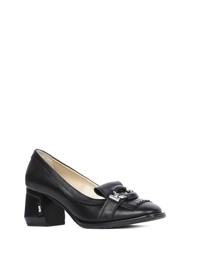 Sigild Womens Pump Black Leather