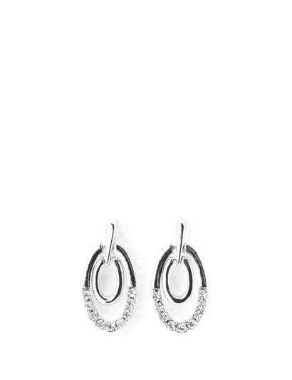 Ulrika Womens Earrings Silver